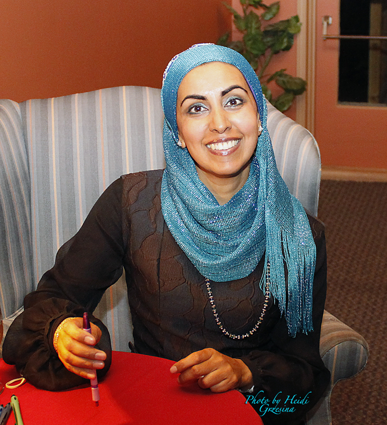 Muslim Canadian Author, Creator Discusses Her Work, MuslimIdentity