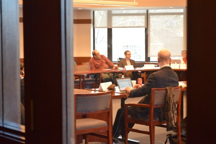 Faculty Senate Files Grievances With President,Administrators