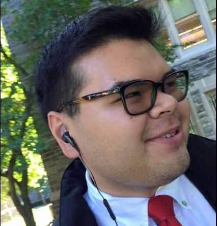 Who's That Kid: It's PJ Cruz, FCRH'18