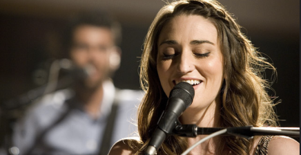 "Sara Bareilles Becomes Broadway Composer for ""Waitress"""