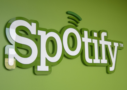 For Students Who Stream, Spotify Prevails