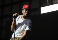"Chance the Rapper's performance of ""Blessings"" on Fallon impressed fans. (Courtesy of Flickr)"