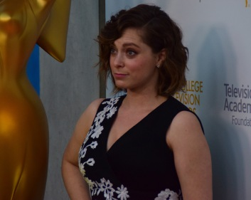 "Rachel Bloom created, wrote and stars as Rebecca in ""Crazy Ex-Girlfriend."" (Courtesy of Flickr)"