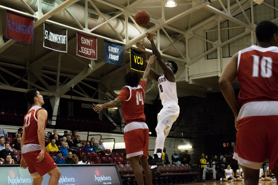 Men's Basketball Drops Three Straight in Non-ConferencePlay