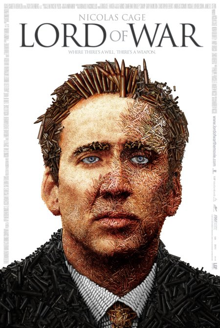 Fan of Nicholas Cage or not, Lord of War presents a thought-provoking story. (Courtesy of Flickr)