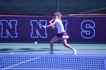Women's Tennis Falls atDrexel
