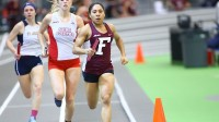 Rams set a plethora of season bests at the Terrier Classic. (Courtesy of Fordham Athletics)