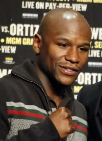 Floyd Mayweather, Jr. and Conor McGregor are planning a cross-discipline bout. (Courtesy of Wikimedia)