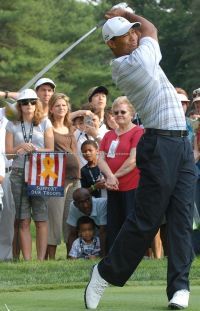 Tiger Woods' newest comeback attempt faltered this past weekend. (Courtesy of Wikimedia)