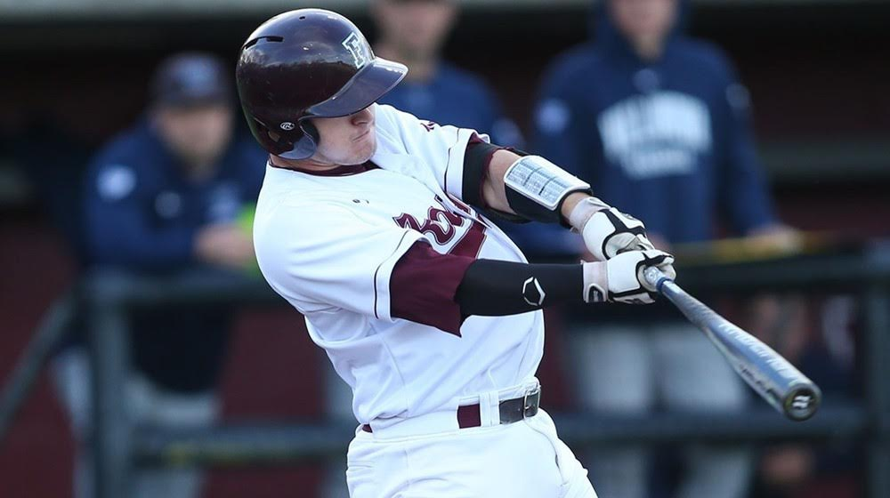 Fordham Baseball struggled against one of the best teams in the country. (Courtesy of Fordham Athletics)
