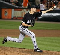 Chris Sale was the biggest piece to move this offseason. (Courtesy of Wikimedia)