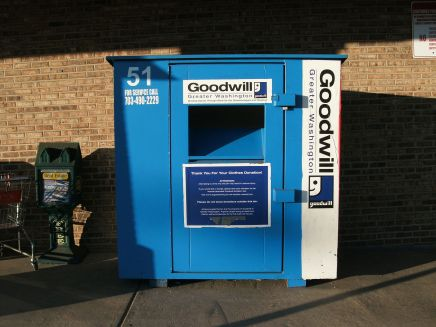"""Goodwill to Host """"College Moveout"""" ThisSpring"""