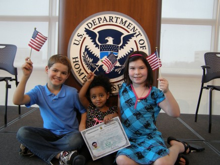 Turn Right: A Path To American Citizenship
