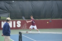 The Rams won their second match in a row over the weekend (Courtesy of The Fordham Ram).