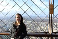 With midterms underway, Tara reflects on her experience in Paris (Courtesy of Tara Martinelli).