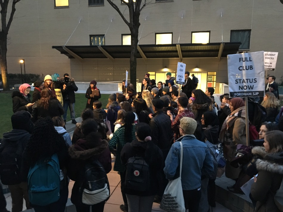 Faculty Sign Petition in Support of SJPStudent
