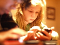 Social media platforms have a lot of negative affects the youth such as hindering their communication skills. (Courtesy of Flickr)