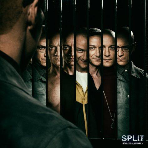 M. Night Shyamalan's latest film Split tells the story of a man with Dissociative Identity Disorder. (Courtesy of Facebook)