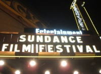 This year's Sundance provided a cinematic commentary on social and political issues. (Courtesy of Flickr)