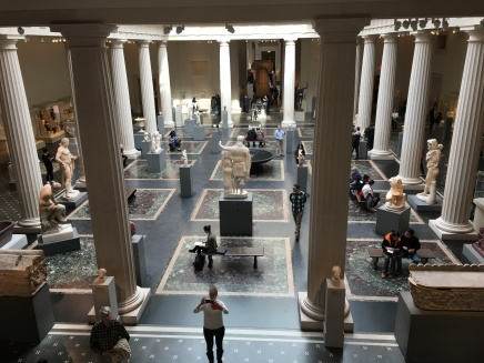 Prominent Cultural Institutions in PotentialDecline