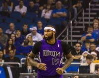 DeMarcus Cousins is off the Kings and on the Pelicans as the Sacramento looks to move on. (Courtesy of Wikimedia)