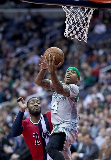 The MVP Case for IsaiahThomas