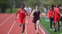 Track is hoping to translate a strong indoor season to the outdoors in March. (Courtesy of Fordham Athletics)