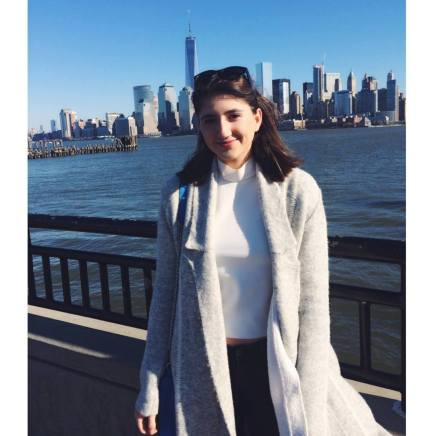 Gabelli Sophomore Combines Her Love of Business and Fashion