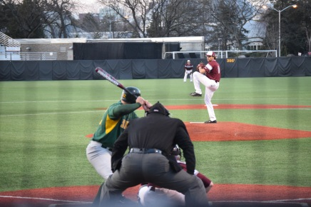 Baseball Wins One of Four Against Canisius In NC