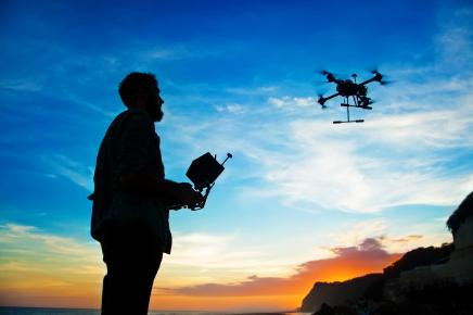 Flying Drones in the RightZones