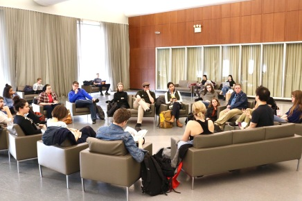 Graduate Students Organize TeachIns