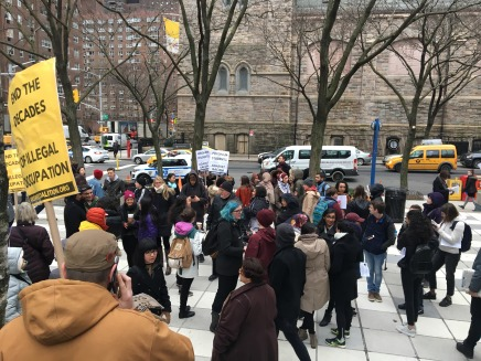 In Wake of Trump, Students GetActive