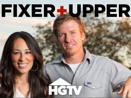 "HGTV's ""Fixer Upper"""