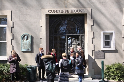 Faculty Deliver Student Petition toMcShane
