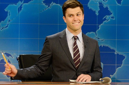 CAB Announces Comedian Colin Jost for Spring Weekend 2017