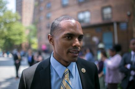 Council Member Torres Speaks to FordhamDemocrats