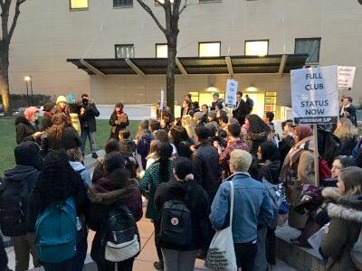 Catholic Academics Condemn SJPDecision