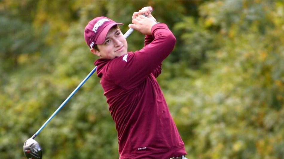 Golf Nabs Season-Best Finish in RhodeIsland
